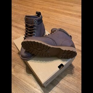 Boys winter ankle boots
